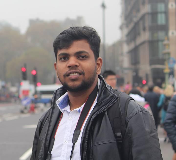 Photo of Vigneshwer Dhinakaran